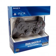 PS3 - DualShock 3 Wireless Controller for Sony PS3 - Black