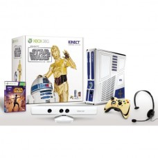 Xbox 360 - Limited Edition Kinect Star Wars Bundle
