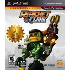 PS3 - Ratchet & Clank
