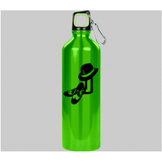 Joystick Gangster Water Bottles